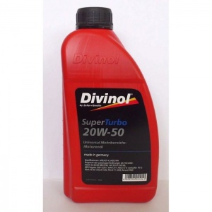 DIVINOL SUPER TURBO 20W/50 1L