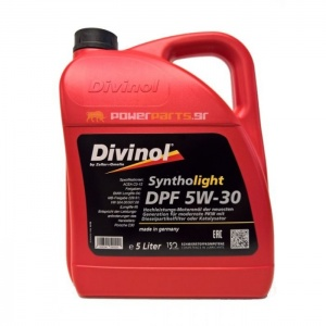 DIVINOL Syntholight DPF 5W/30 5L