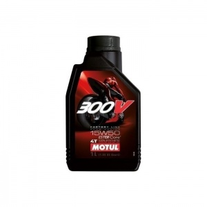 MOTUL 300V ROAD RACING 4T 15W/50 1L