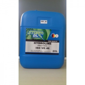 STORM OIL HYDROLINE ISO VG 46 20L