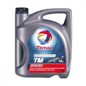 TOTAL TRANSMISSION TM 80W/90 5L