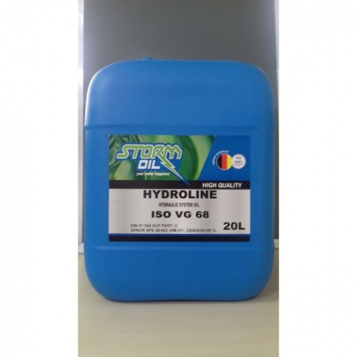 STORM OIL HYDROLINE ISO VG 68 20L